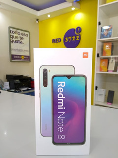 Redmi Note 8 64gb Oferta!!!