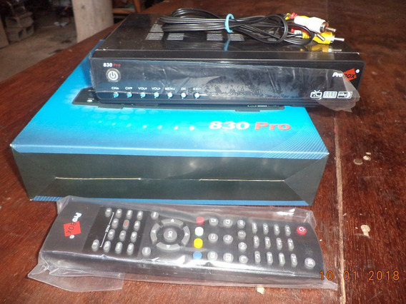 Decodificador Probox - Pvr Ready 830