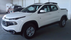 Fiat Toro Freedom 4x2, Anticipo De $120.000 Y Retira Ya