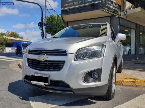Chevrolet Tracker Awd Ltz + At 4x4 Año 2014 As Automobili