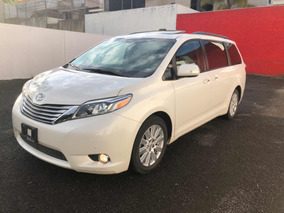 Toyota Sienna 3.5 Limited At 2017
