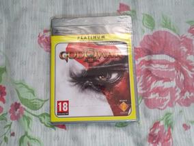 God Of War 3 Dublado Em Português - Ps3