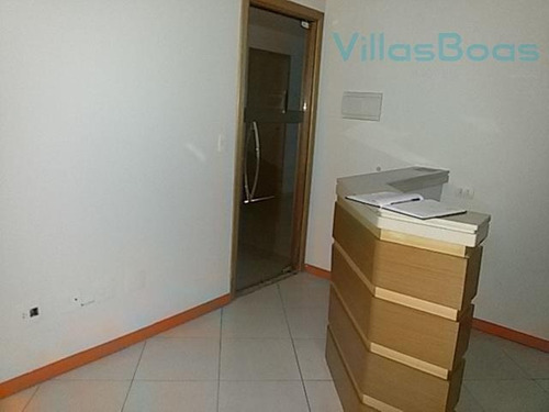 Imagem 1 de 10 de Sala À Venda, 38 M² Por R$ 350.000,00 - Jardim Aquarius - São José Dos Campos/sp - Sa0246