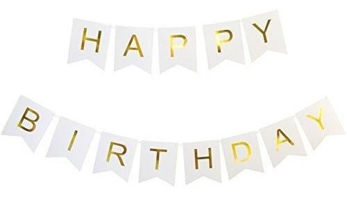 Imagen 1 de 7 de Keira Prince Cartel De Feliz Cumpleaños Decoraciones Para .