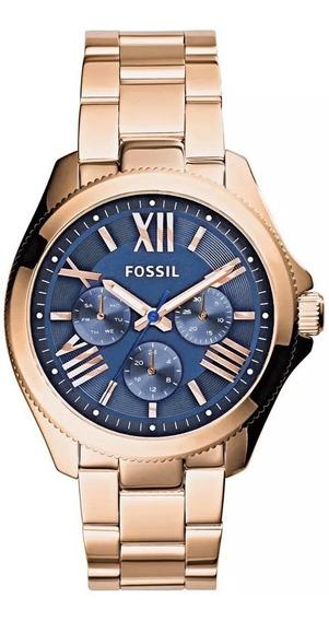 Relógio Fossil Feminino Cecile Am4566/4an