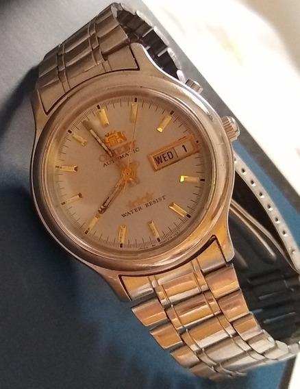 Relógio Masculino Orient 3 Estrelas Zfm-195/ Ky469wa1-71 Ca