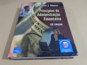 Princípios De Administração Financeira - 10ª Edição