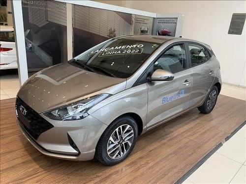 Imagem 1 de 7 de Hyundai Hb20 1.0 Tgdi Flex Evolution Automático