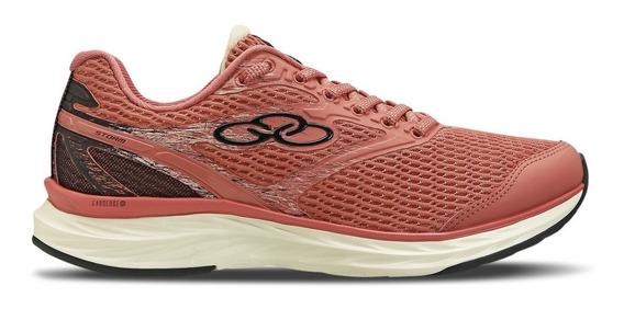 Tenis Feminno Running Corrida Maratona Olympikus Storm