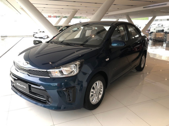 Kia Soluto Ex Plus Mt 2020 0km