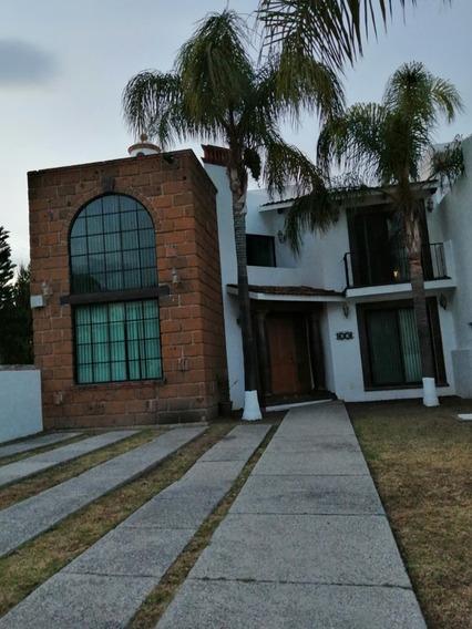 Casa En Renta Amueblada Cumbres Del Lago Juriquilla