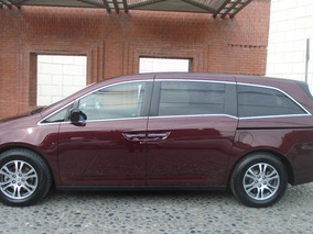 Honda Odyssey Exl Piel