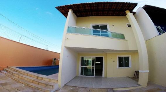 Casa Com 3 Dormitórios À Venda, 230 M² Por R$ 330.000 - Prefeito José Walter - Fortaleza/ce - Ca0166