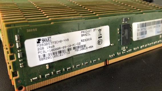 Memoria Smart 2gb 1rx8 Ddr3 Pc3l 10600r Workstation Server