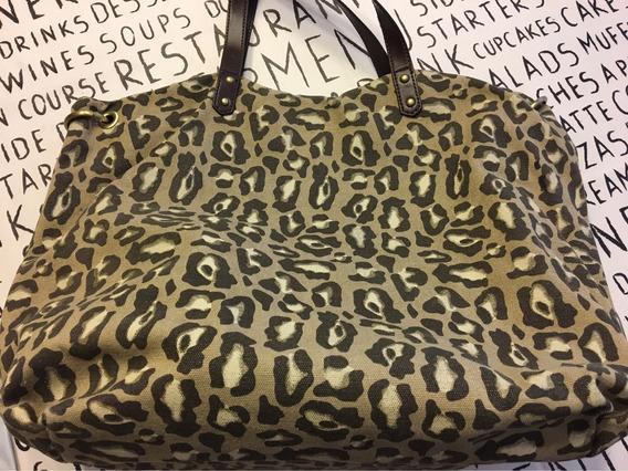 Cartera Shopping Bag Marca Zara