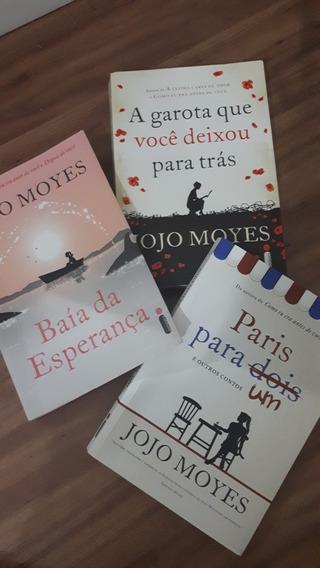Três Livros De Jojo Moyes