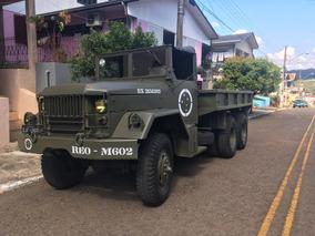 Caminhão Militar Reo 2 E 1/2 - M602