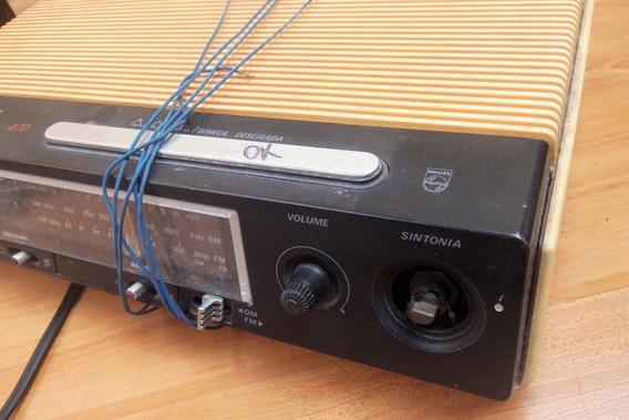 Rádio Antigo Philips Ver Descrição