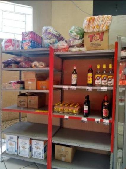 Vende-se Mercadinho No Jd. Satélite, 140 M² Por R$ 88.000 - Jardim Satélite - São José Dos Campos/sp - Pt0086