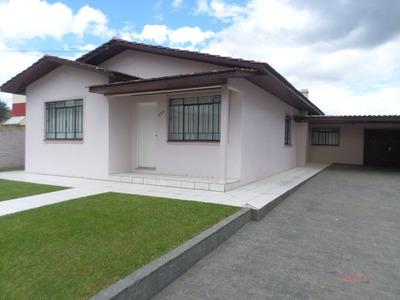 Casa Para Alugar No Bairro Vila De Lurdes Em Campo Largo - - 5299-2