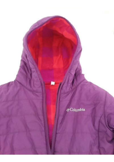 Campera Reversible Columbia