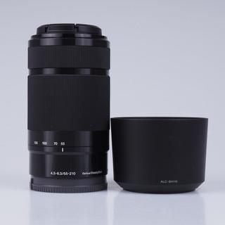 Lente Sony Sel55210 Como Nuevo