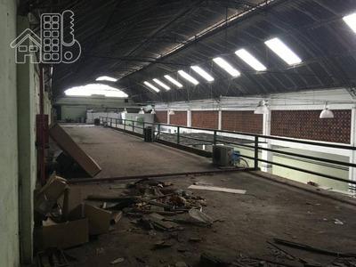 Galpão Comercial Para Locação, São Lourenço, Niterói. - Ga0009