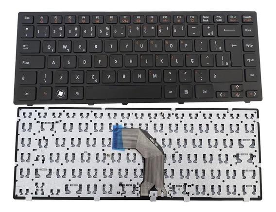Teclado Notebook LG S425 S430 S460 N450 N460 LG S43 Abnt2