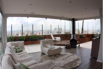 Apartamento Cobertura Duplex Na Aclimação - Co0561