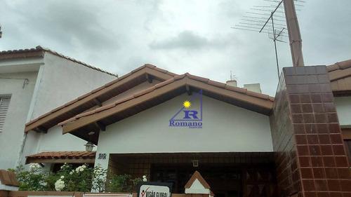 Casa Residencial À Venda, Vila Carrão, São Paulo. - Ca0183