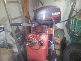 Motor Yamaha 15hp Ano 2010/11 - Seminovo