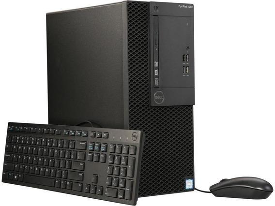 Computador Dell Optiplex 3050 Core I5 8gb Com Teclado+mouse