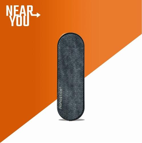 Momo Stick  Denim Series  Color Negro