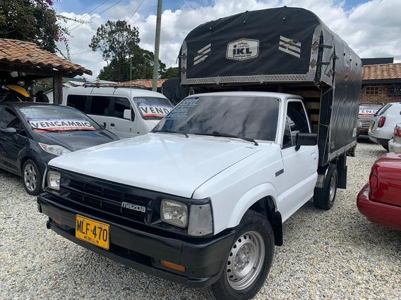 Mazda B2000 Estacas 4*2 Diesel C/v 1991 Blanca