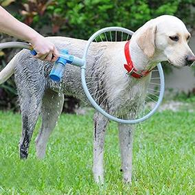 Limpeza 360º Lava Jato Banho Cachorros Pets Woof Washer