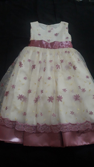 Vestido Para Niña, Marca Princess Kloset