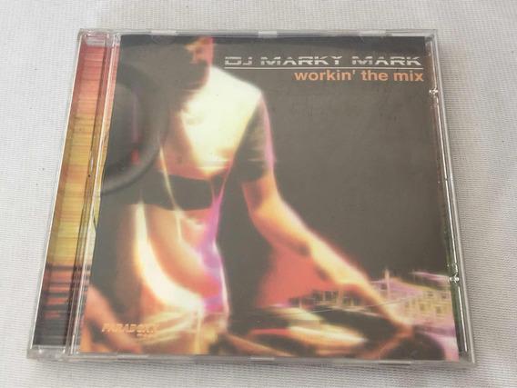 Cd Dj Marky Mari - Workin The Mix