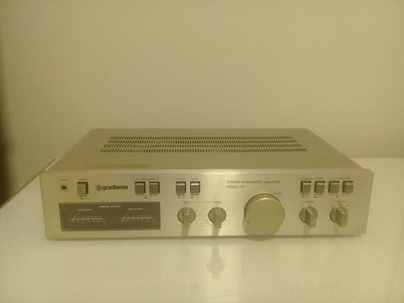 Amplificador Gradiente Model 126 Excelente Estado E Original