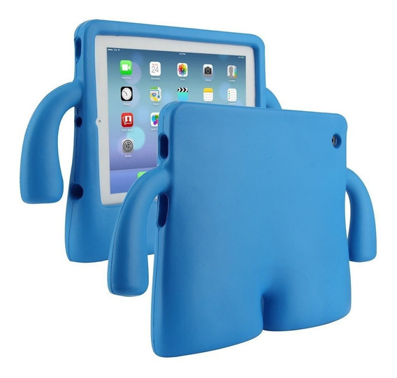 Capa Iguy iPad 2 Anti Choque Infantil A1395 A1396 A1397