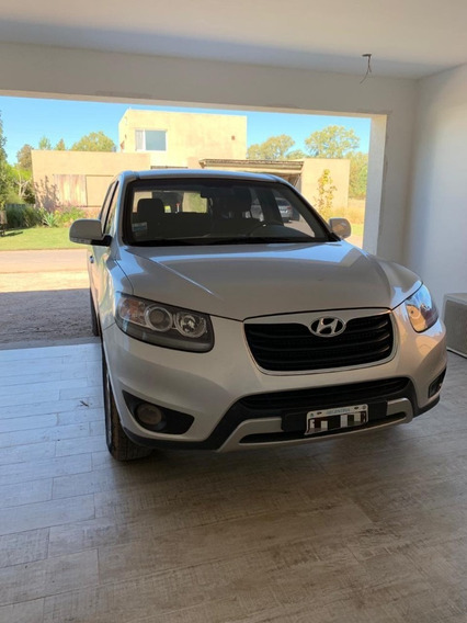 Hyundai Santa Fe 2.4 Gls 7as 6mt 2wd 2013