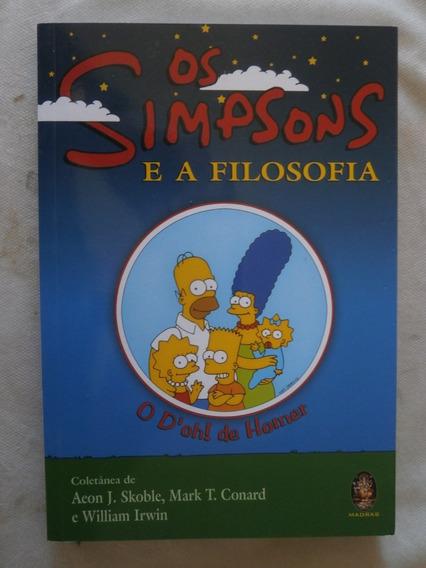 Os Simpsons E A Filosofia O D