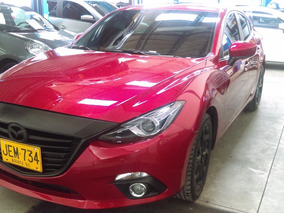 Mazda 3 Grand Touring Sd 2.0, Rojo, Jem734