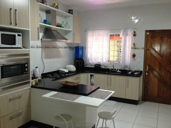 Sobrado Jardim Planalto - Arujá - Mc 0464-1