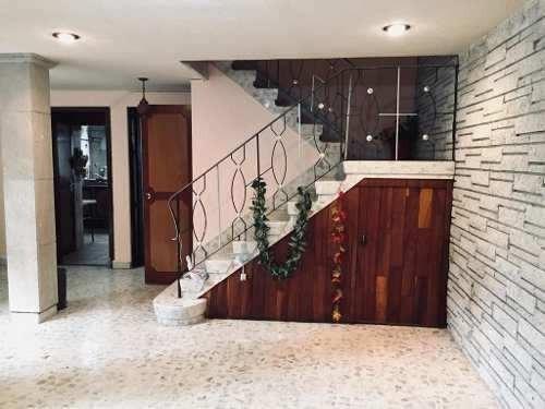 Casa En Venta, El Reloj, Coyoacan