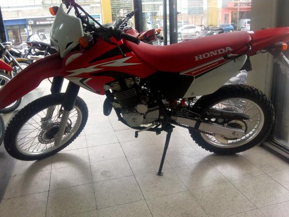 Honda Xr 250 Tornado Rojo