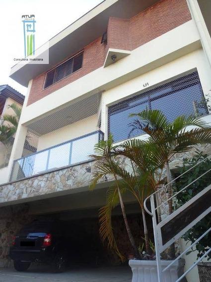 Casa Com 3 Dormitórios À Venda, 360 M² Por R$ 1.750.000 - Barro Branco (zona Norte) - São Paulo/sp - Ca0170
