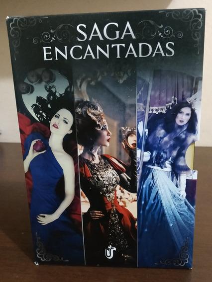 Livros - Saga Encantadas - 3 Vol. Edição Econômica