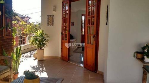Imagem 1 de 12 de Casa À Venda, 250 M² Por R$ 1.300.000,00 - Pendotiba - Niterói/rj - Ca15226