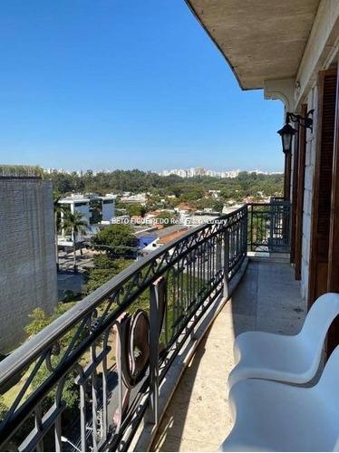 Imagem 1 de 15 de Apartamento - Jardim Paulista - Ref: 3999 - V-plazaathoj