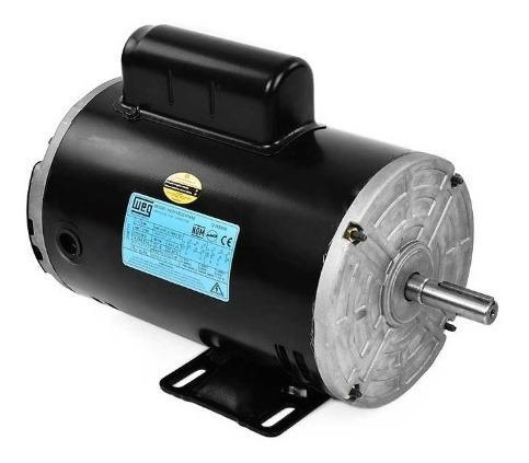 Motor Eléctrico Monofásico 0.50 Hp Weg 14318233